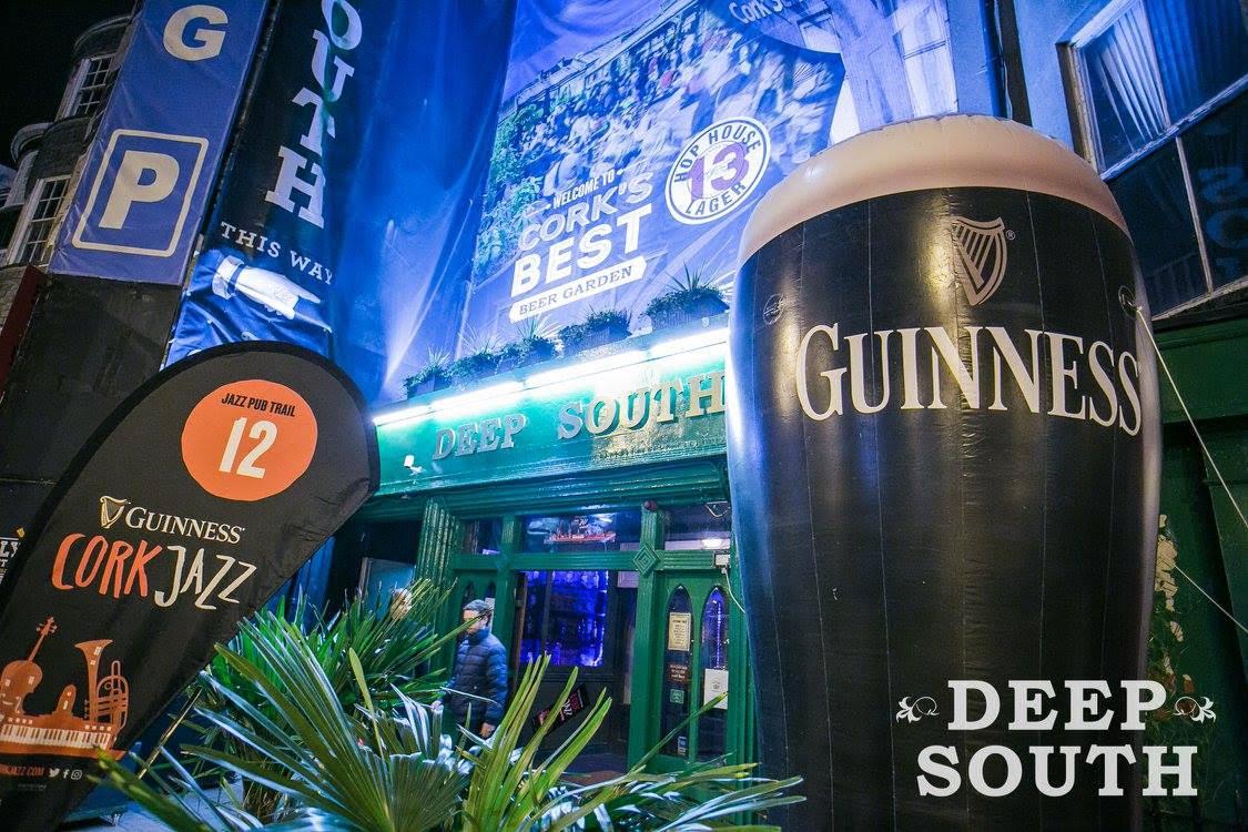 An Inflated Irish Icon