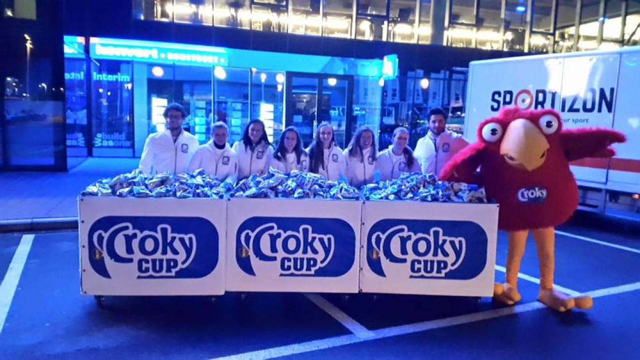 Large format print banners Sportizon, croky cup, voetbal, reclamebanner, banner, spandoek X-Treme Creations
