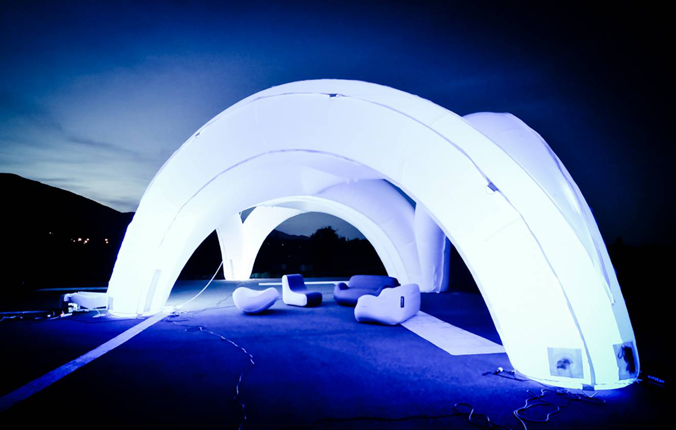 Giant inflatable Arcadome inflatable domes, domes, inflatable tents, tents, inflatable shelters, shelters X-Treme Creations
