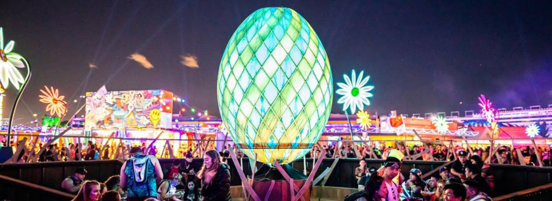 X-Treme Creations Owl's nest - EDC Las Vegas