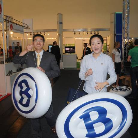 Promotion and gadgets Hand out merchandise at your event belgian rail, nmbs X-Treme Creations