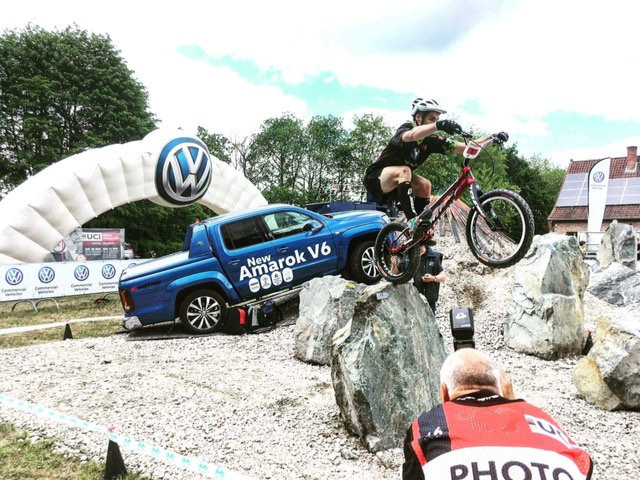 Merkactivatie product lancering, VW, Amarok, trail X-Treme Creations