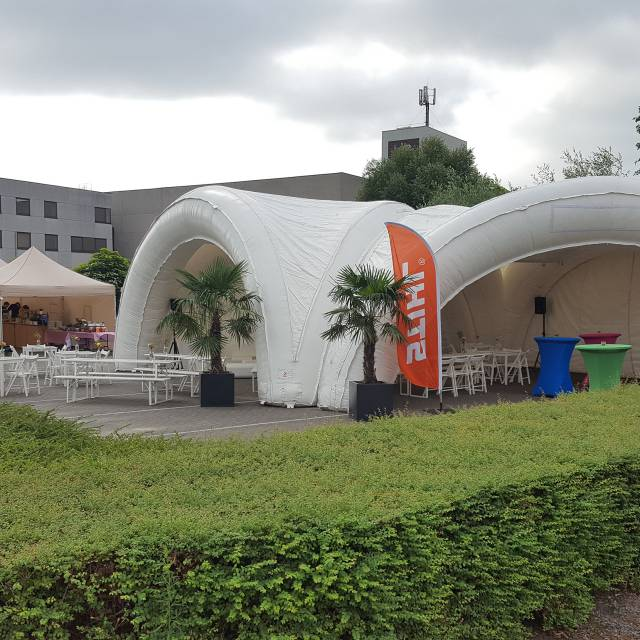 Giant inflatable Arcadome X-Treme Creations
