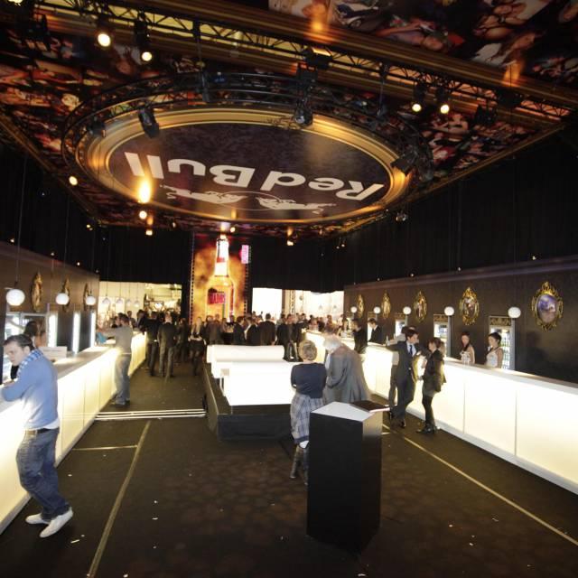 Large format print panelen Red Bull, Panelen, wandpaneel, borden, plaat X-Treme Creations