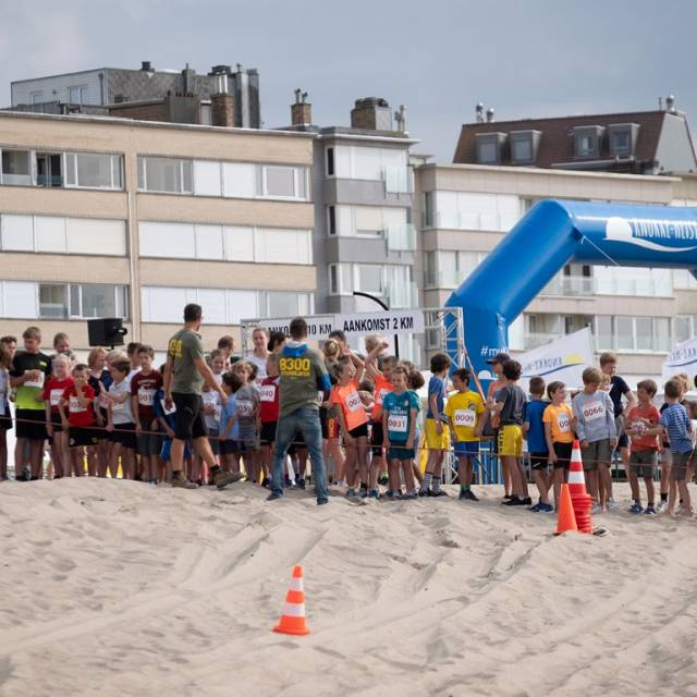 Giant inflatable arches Arch, race arch, sign arch, publicity arch, Knokke-Heist, run race X-Treme Creations