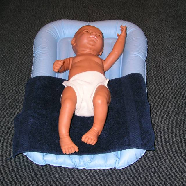 Miniature inflatable mattresses baby, baby mattress, inflatable mattress, inflatable X-Treme Creations