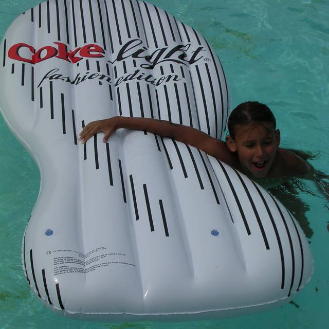 Miniature airtight inflatable matrassen Zwembadmatras, zwembadkussen, waterbed, watermatras, luchtbed X-Treme Creations