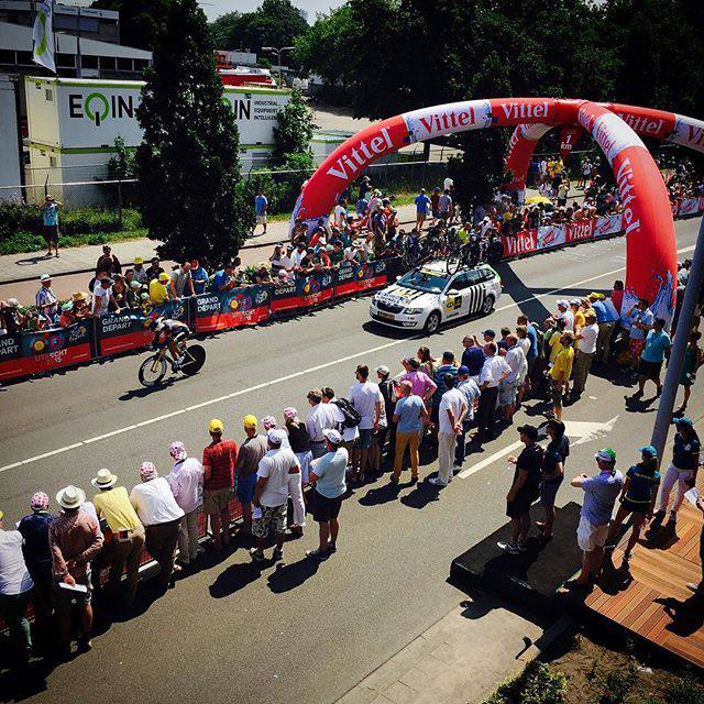 Giant inflatable arches Archway, Race Arches, Race Archways, VITTEL, sport, Tour de france, Publicity arch, Advertising arches X-Treme Creations
