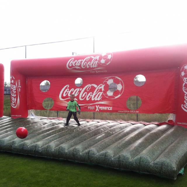 Giant inflatable games Football, Soccer, Goal, inflatable game X-Treme Creations
