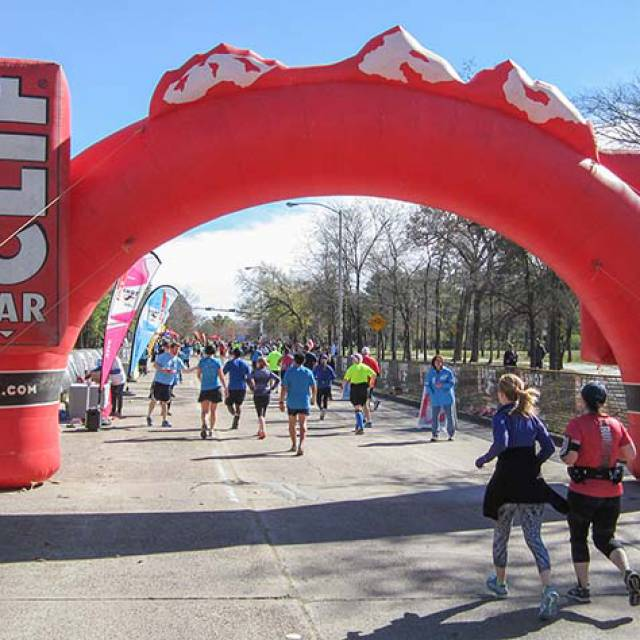 Giant inflatable arches Archway, Race Arches, Race Archways, CLIFBAR, sport, Publicity arch, Advertising arches X-Treme Creations