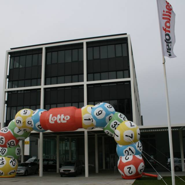Giant inflatable arches Archway, Race Arches, Race Archways, Lotto, Publicity arch, Advertising arches X-Treme Creations