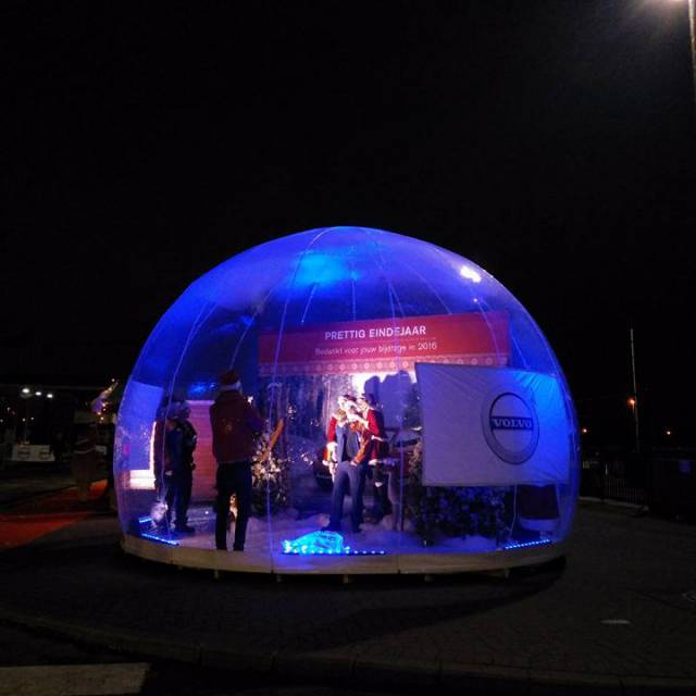 Giant inflatable stands restaurant, stall, stand, tent, sales tent X-Treme Creations