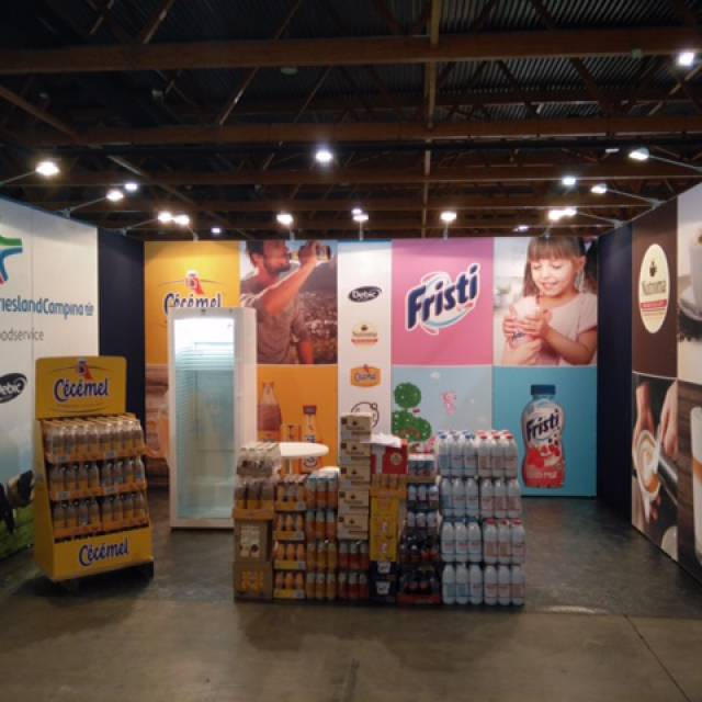 Specialist in stands Cecemel, Fristi, Panel, Exposition X-Treme Creations