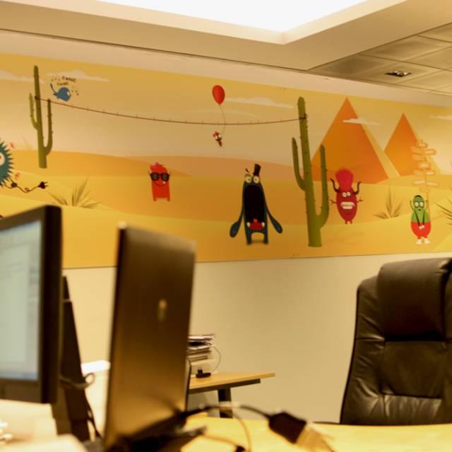 Large format print banners art, reclamebanner, banner, spandoek X-Treme Creations